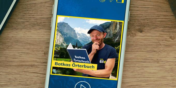 Premiere für Batkas Örterbuch! Diesmal in Sitzenberg-Reidling.