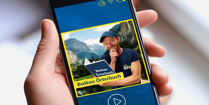 Diese Woche ist der Batka wieder zu Gast im Burgenland, in Mühlgraben beim Fabio.
